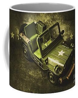 Military Green Coffee Mug