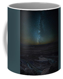 Coffee Mug featuring the photograph Milky Way Over Dead Horse Point by David Morefield