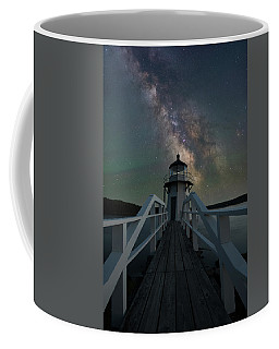 Milky Way Over Doubling Point Coffee Mug