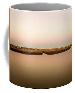 Mill Creek, Sandwich Cape Cod, November, 2015.  Coffee Mug