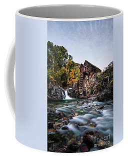 Mill On Crystal River Coffee Mug