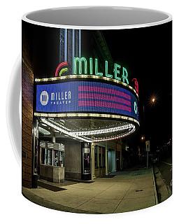 Miller Theater Augusta Ga 2 Coffee Mug
