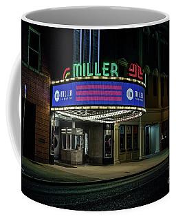 Miller Theater Augusta Ga Coffee Mug
