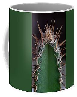 Mini Cactus Up Close Coffee Mug