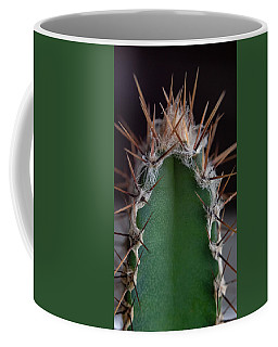 Mini Cactus Up Close Coffee Mug