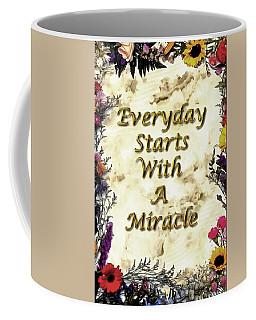Miracles Coffee Mug