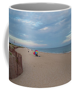 Misquamicut Shoreline Coffee Mug