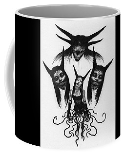 Miss Carnivorous - Artwork Coffee Mug