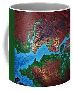 Mission River Coffee Mug