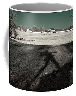 Mississippi Shadow Coffee Mug