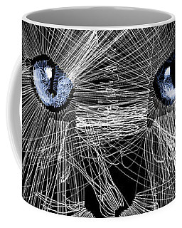 Mister Whiskers Coffee Mug
