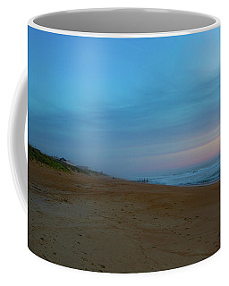 Coffee Mug featuring the photograph Misty Morning by Lora J Wilson