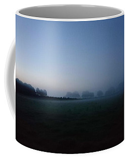 Misty Morning Coffee Mug