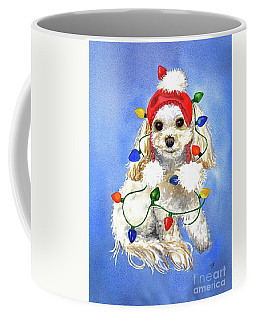 Mocha Merry And Bright Coffee Mug