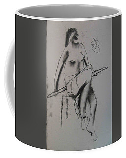 model named Chieh three Coffee Mug