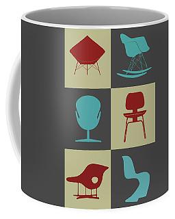 Modern Chair Collection I Coffee Mug