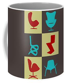 Modern Chair Collection Iv Coffee Mug