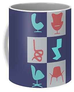 Modern Chair Collection V Coffee Mug