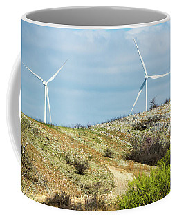 Modern Windmill Coffee Mug