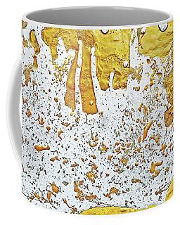 Molten Gold  Coffee Mug