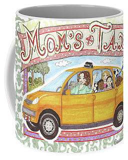 Mom's Taxi Coffee Mug