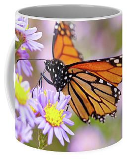 Monarch Close-up Coffee Mug