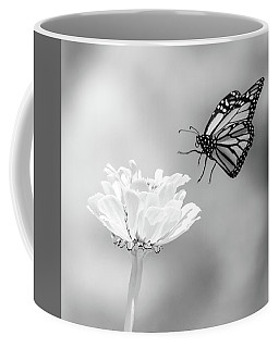 Coffee Mug featuring the photograph Monarch In Infrared 6 by Brian Hale