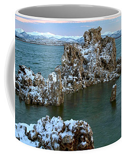 Mono Lake Tufa Towers Sunrise Coffee Mug