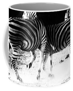 Monochrome Motion Coffee Mug