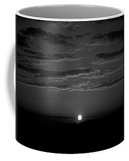 Monochrome Sunrise Coffee Mug