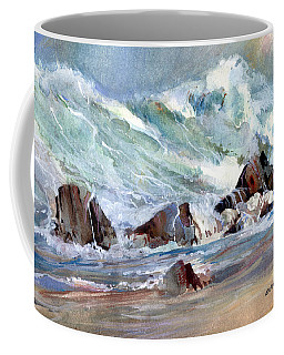 Monster Waves Coffee Mug