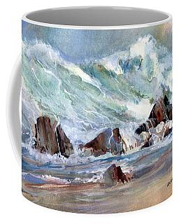 Monster Waves Coffee Mug