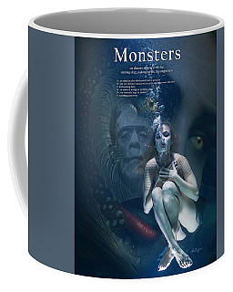 Monsters Coffee Mug