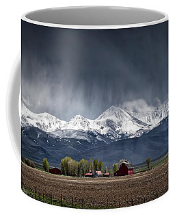 Montana Homestead Coffee Mug