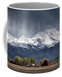 Montana Homestead Coffee Mug