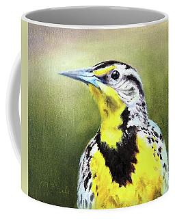 Montana Meadowlark Coffee Mug