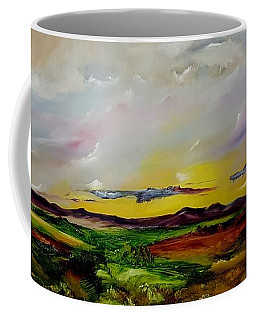Montana Summer Storms        5519 Coffee Mug