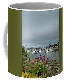 Monterey Harbor  Coffee Mug