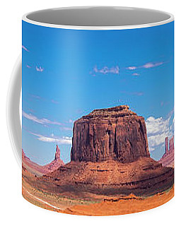 Monument Lookout Coffee Mug