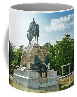 Monument To General Arsenio Martinez Campos In Madrid, Spain Coffee Mug