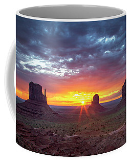 Monumental Morning  Coffee Mug
