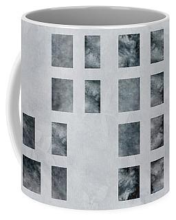 Moody Blues Data Pattern Coffee Mug