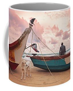 Moody Skies Coffee Mug