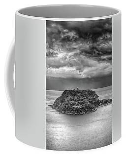 Coffee Mug featuring the photograph Moody Sky by Chris Cousins
