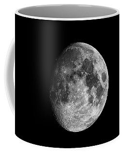 Coffee Mug featuring the photograph Moon by Grant Glendinning
