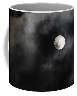 Moon In The Still Of The Night Coffee Mug