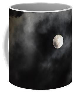 Moon In The Still Of The Night Coffee Mug