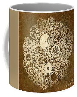 Moon Mechanics Coffee Mug