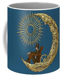 Moon Travel Coffee Mug