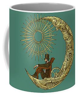 Moon Travel - Option Coffee Mug